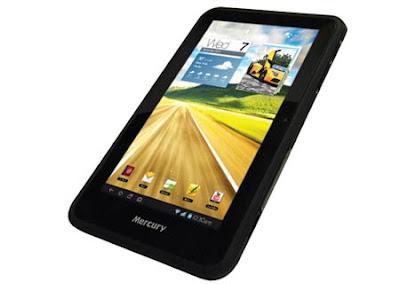 Mercury mTab StreaQ - Tablet Android 7 Inch Dual SIM Harga 2 Jutaan - Berita Handphone