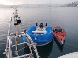 Trusty kayak