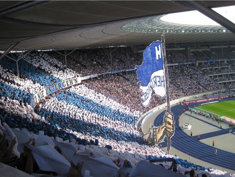 hertha hamburg