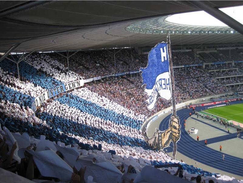Siapa Sangka Kalau Klub Hertha Berlin Ini Pernah Berjaya Juga di Liga Jerman