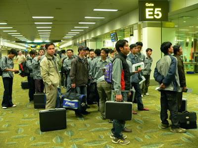 Tìm việc làm thêm tại Nhật