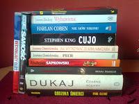 Stosik nr 1 - książki i filmy