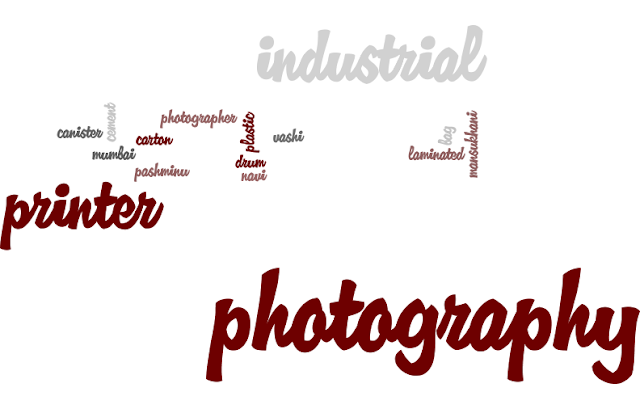 industrial printer photographs