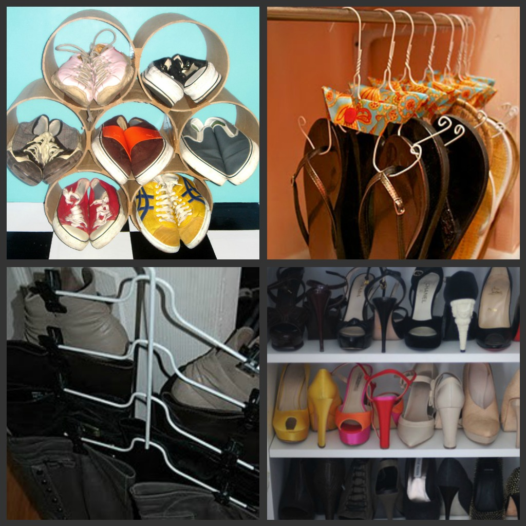 organizing shoes joy studio design gallery best design. Black Bedroom Furniture Sets. Home Design Ideas