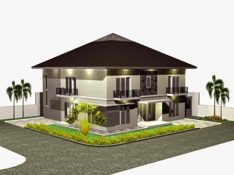 Desain Rumah Minimalist Satu lantai