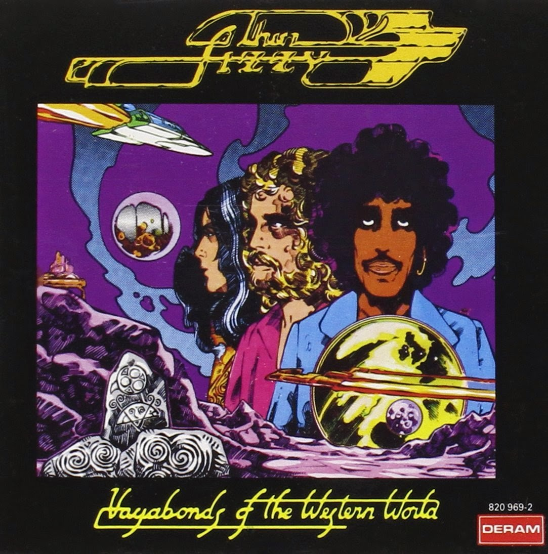 Thin Lizzy's Vagabonds of the Western World