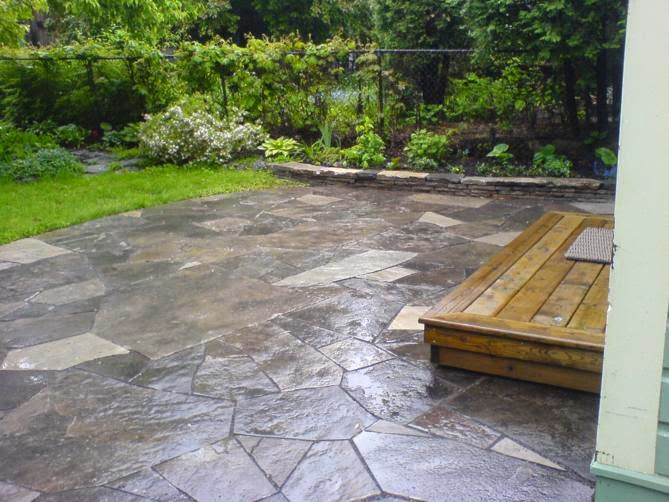 The marvellous flagstone patios design picture for Flagstone patio designs
