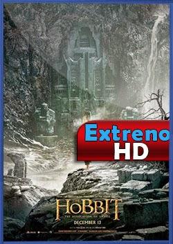 El Hobbit: La desolación de Smaug | DVDRip Latino HD Mega