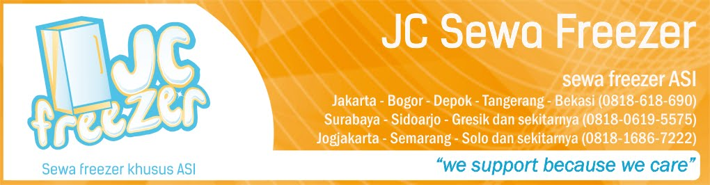 JC Sewa Freezer - Sewa Freezer ASI Ready STOCK - Jakarta Surabaya