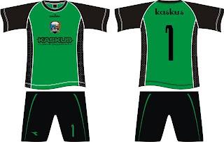 Kaos Tim Futsal Kaskus