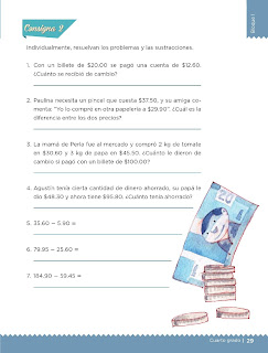 Apoyo Primaria Desafíos matemáticos 4to grado Bloque I lección 11 Los uniformes escolares