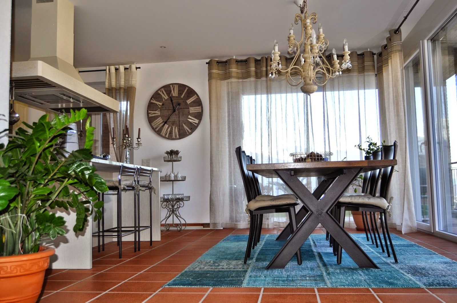 La Mia Sala Da Pranzo Con Il Tavolo In Marcato Stile Urban Chic Di  #436718 1600 1062 Sala Da Pranzo Scavolini