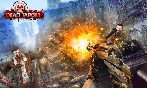 DEAD TARGET v1.1.9 Mod Apk Data [Unlimited Money/Gold]