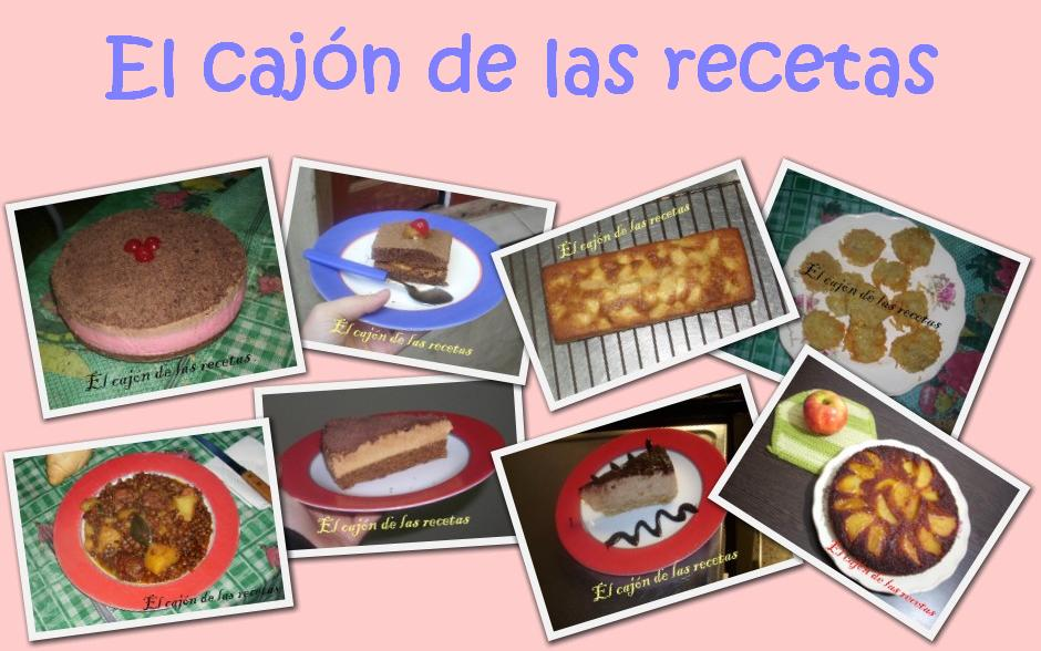 El cajn de las recetas