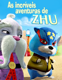 Download - As incríveis aventuras de zhu – HDTV AVI + RMVB Dublado ( 2013 )