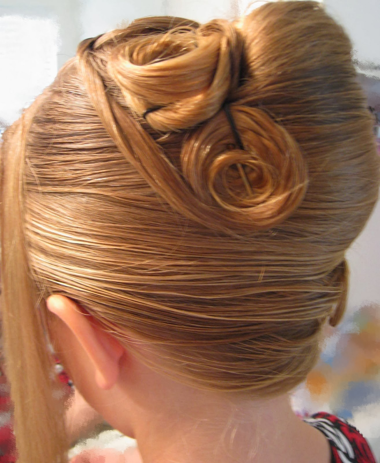 Easy french twist consider, that