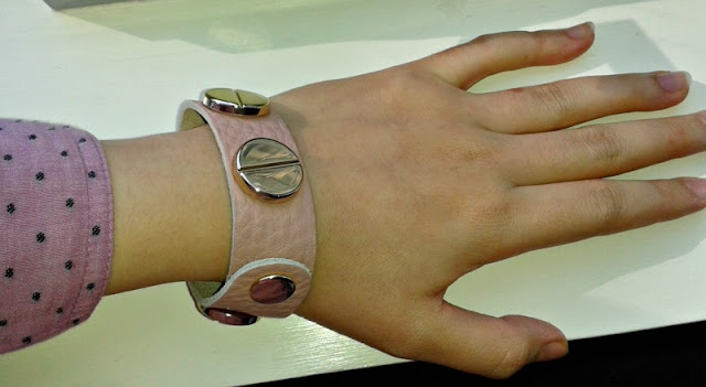de-cjuba-pink-leather-bolt-cuff