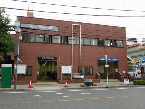 Hirabari Station, Nagoya, Aichi Prefecture