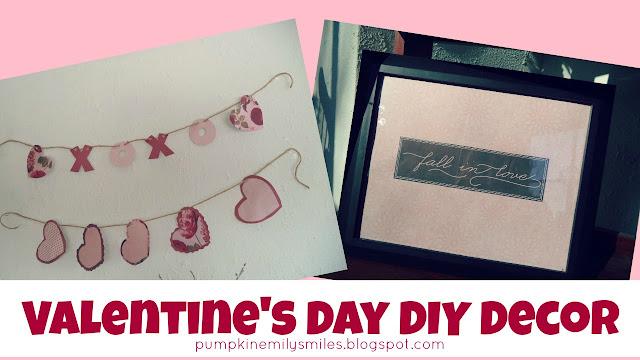 Valentine's Day DIY Decor