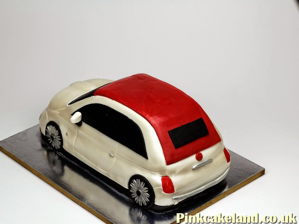 Fiat Birthday Cake - London