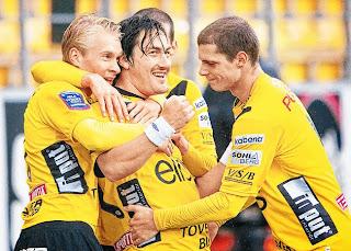 Elfsborg to strike first!