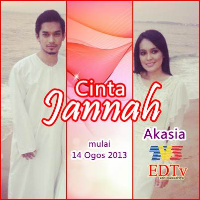 Senarai Lagu Ost Cinta Jannah Akasia TV3