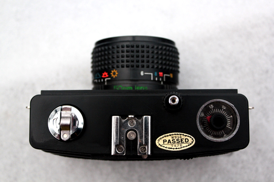 Bentley WX-3 camera