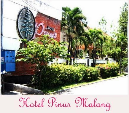 Pesan Sekarang Lokasi Hotel Pinus Malang