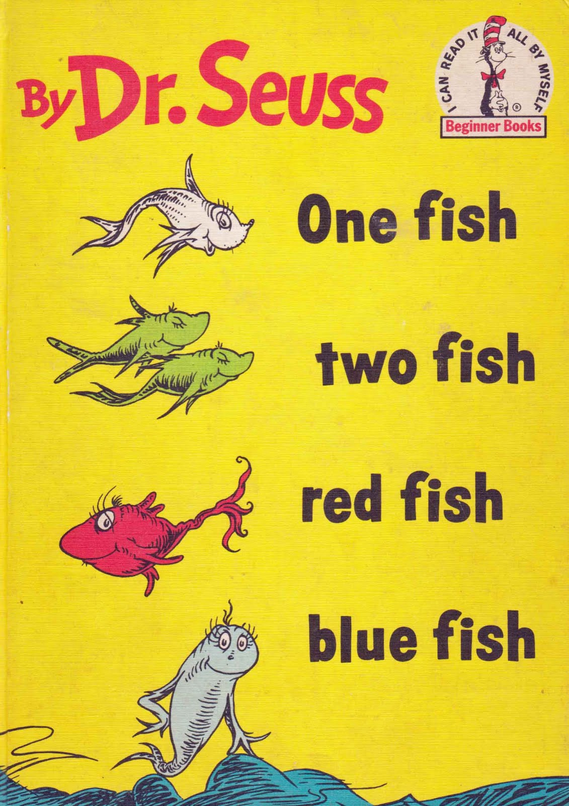 Vintage kids 39 books my kid loves great monday give one for Children s books about fish