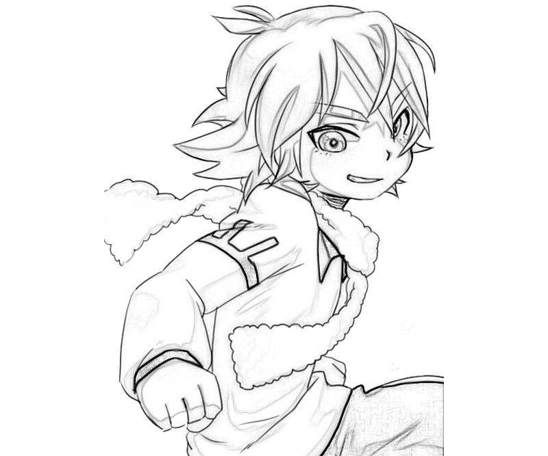 inazuma-eleven-2-shiro-fubuki-happy-coloring-pages