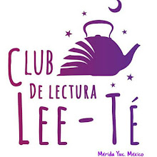 Únete al Club de lectura: Lee-Té.