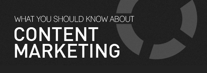 what you should know about content marketing : image