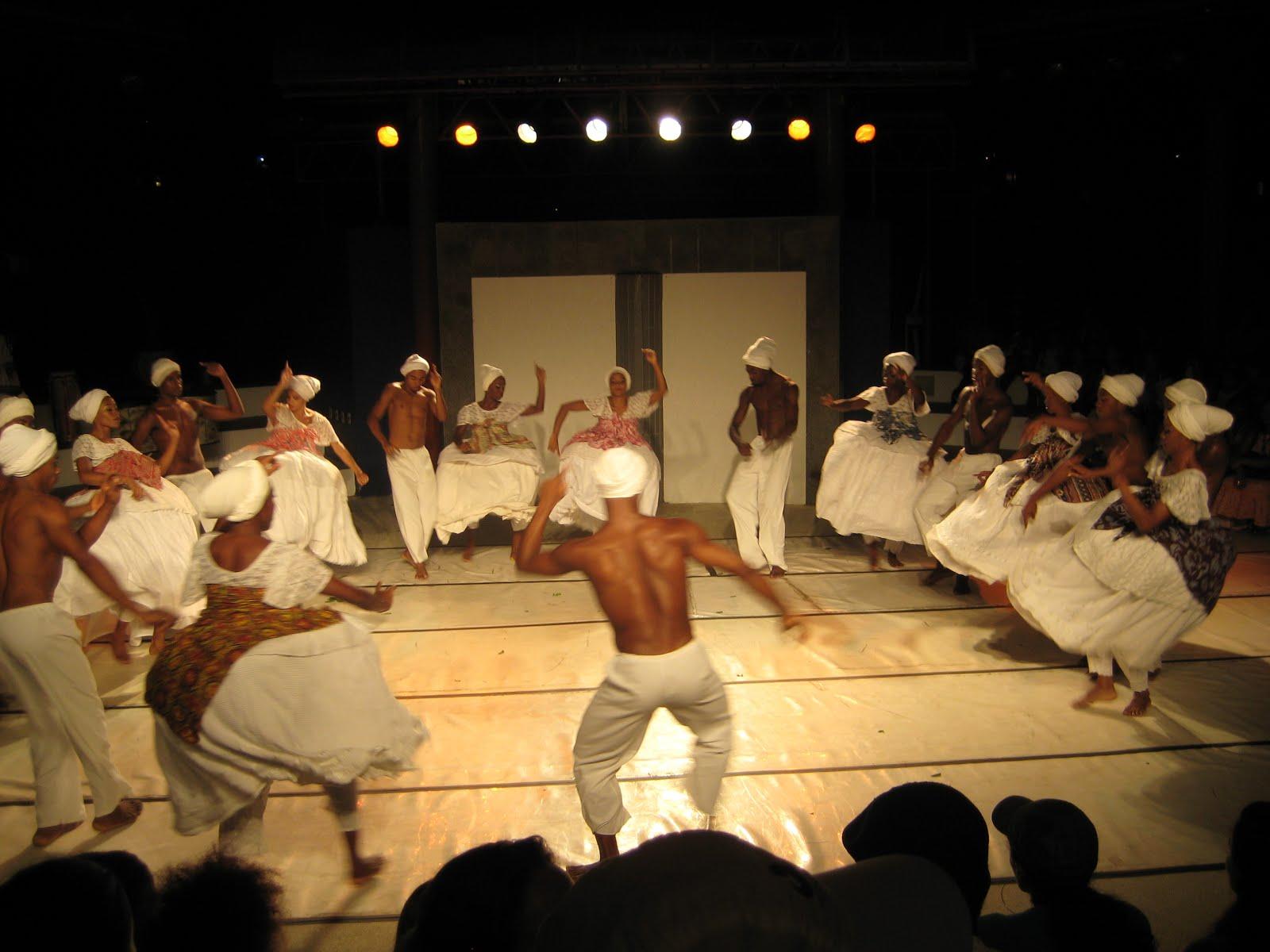 Dance in Bahia, Brazil
