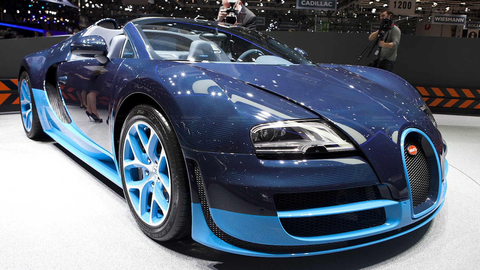 vitesse bugatti veyron grand sport 2012 car barn sport. Black Bedroom Furniture Sets. Home Design Ideas