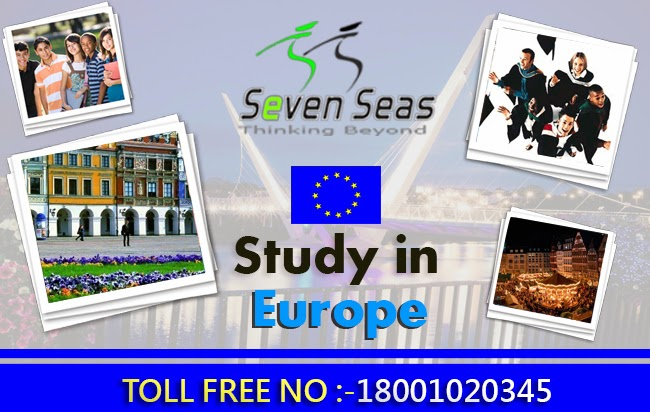 Study in Europe, Abroad study consultant, Overseas Study Consultants, study abroad, Study in Europe consultants, Europe study consultants in Delhi, immigration consultants, Immigration consultants delhi, seven Seas