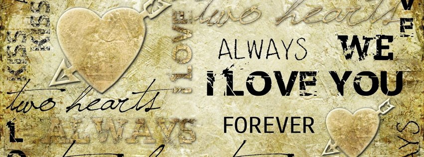 Facebook Cover Vintage Quote