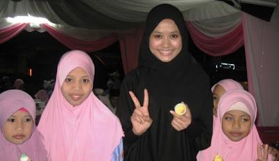 Gambar Liyana Jasmay Keracunan Makanan Semasa Beli Juadah Bazar Ramadhan