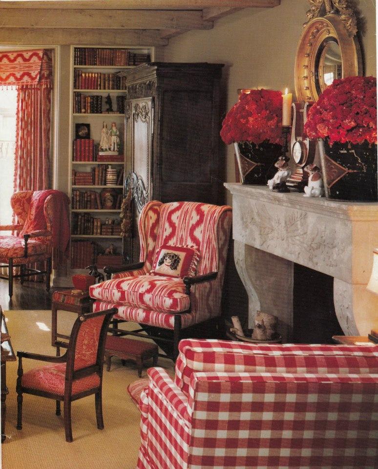 La Casa Di Rory A Me Il Rosso Piace Da Sempre Caldo E