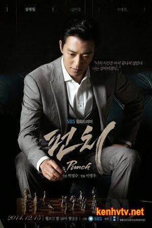 Phim Đối Đầu Punch Hàn Quốc Trọn Bộ