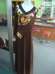 JUBAH LYCRA (BAWAH RM 100))