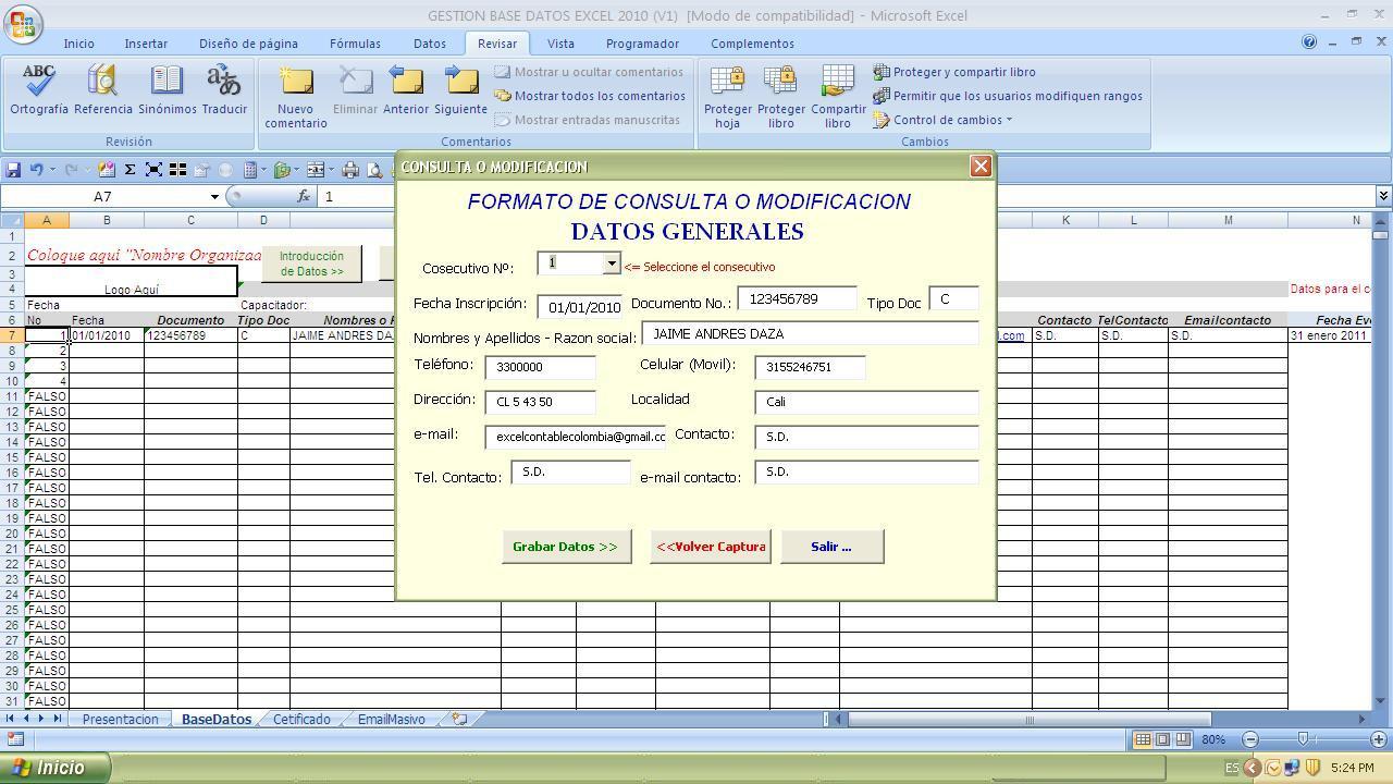 trabajos de informatica: 2011