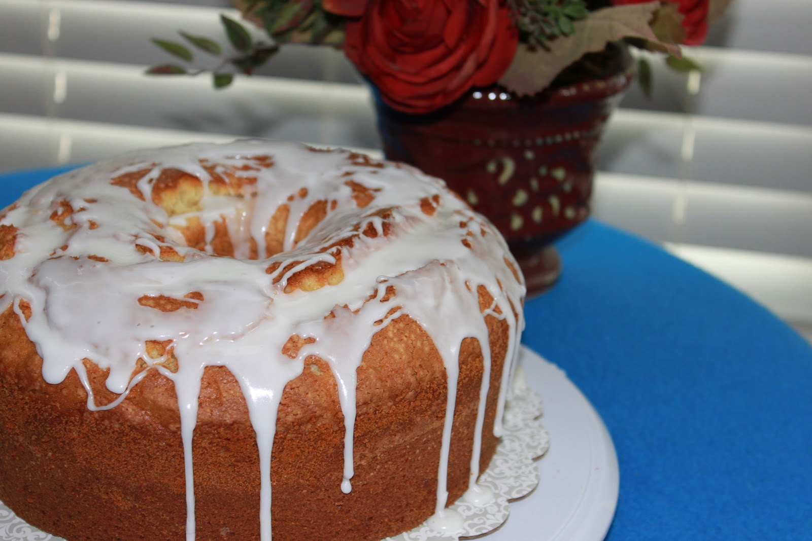 lemon pound cake martha stewart