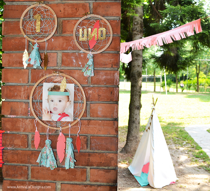 decorazioni diy per festa di compleanno bimba