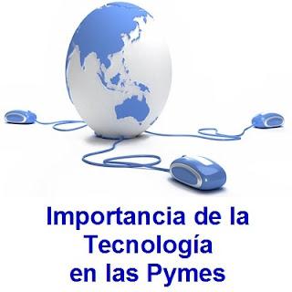 Importancia de la Tecnología para las Pymes