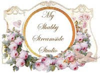 Featured at Shabby Streamside Studio