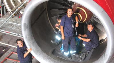 career as Aeronautical Engineer