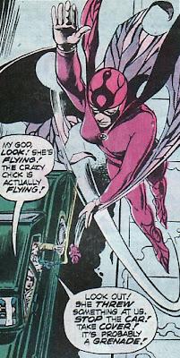 Black Orchid, Nestor Redondo, Phantom Stranger #35