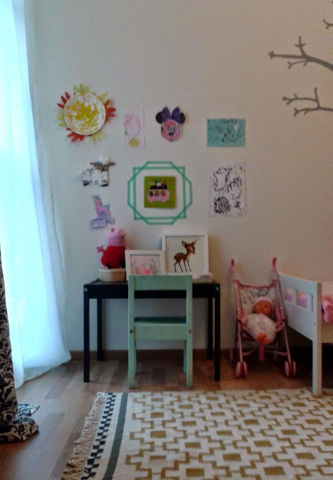 semaine montessori 2 la chambre de bambou inspir e ou pas de montessori marie daily. Black Bedroom Furniture Sets. Home Design Ideas