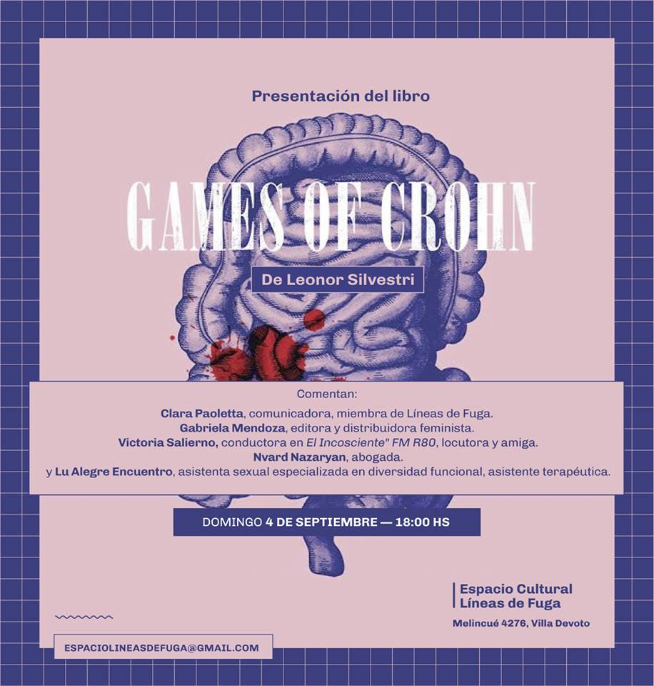 Games of Crohn en Líneas de Fuga