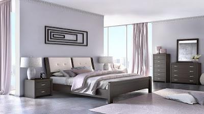 Ιδέες διακόσμησης για μοντέρνα κρεβατοκάμαρα